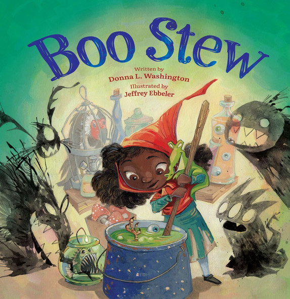 Boo Stew - Cover