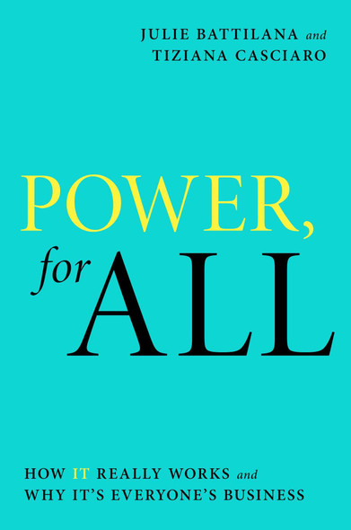 Power, for All: How It Really Works and Why It's Everyone's Business - Cover