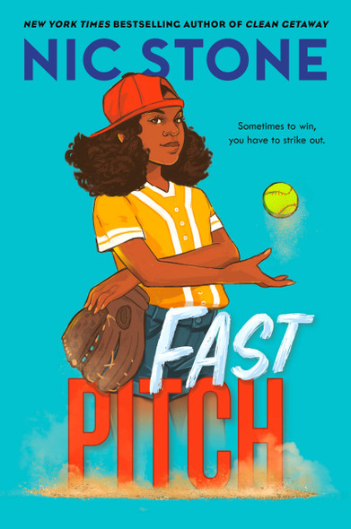 Fast Pitch - Cover