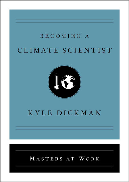 Becoming a Climate Scientist - Cover