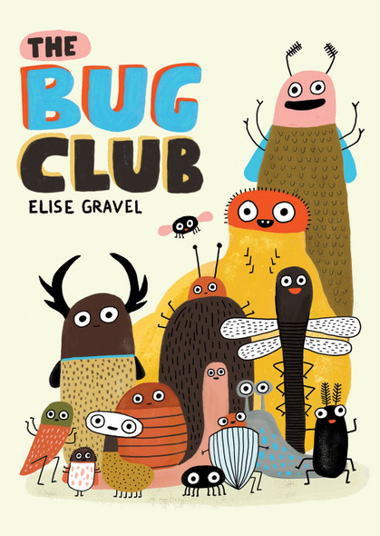 The Bug Club - Cover