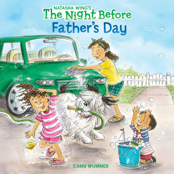 The Night Before Father's Day - Cover