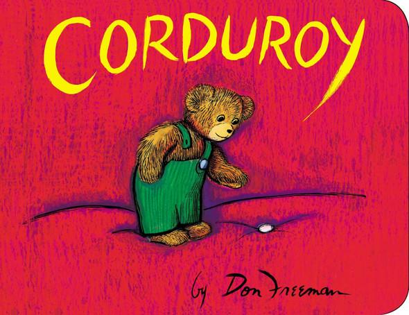 Corduroy - Cover