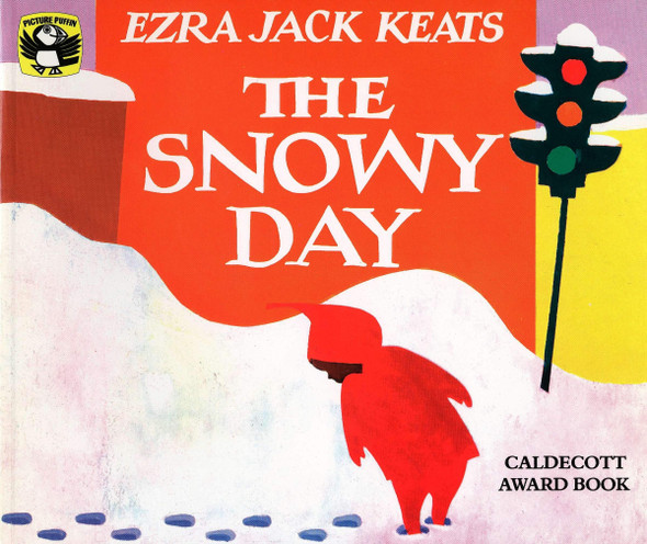 The Snowy Day - Cover