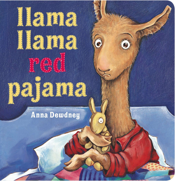 Llama Llama Red Pajama - Cover