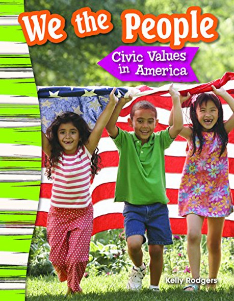 We the People: Civic Values in America - Cover