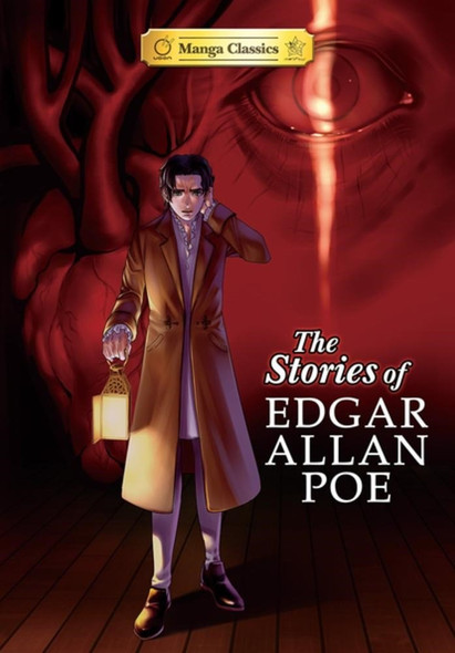 Manga Classics Stories of Edgar Allan Poe - Cover