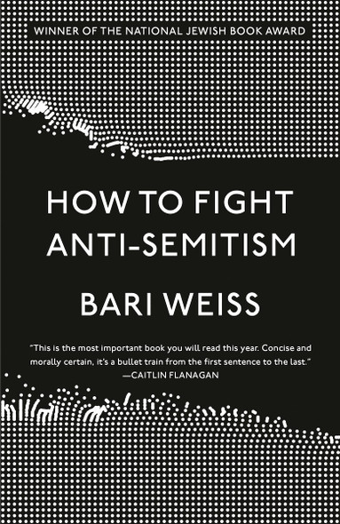 How to Fight Anti-Semitism - Cover