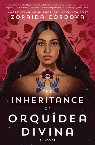 The Inheritance of Orquídea Divina - Cover