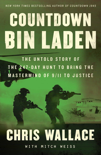 Countdown bin Laden - Cover