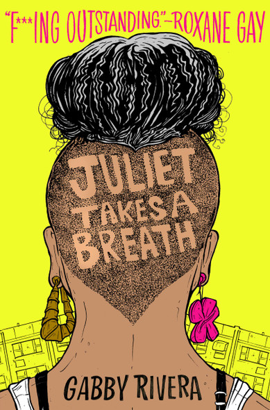 Juliet Takes a Breath - Cover