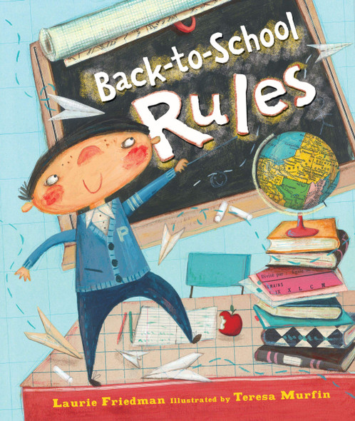 Back-To-School Rules - Cover