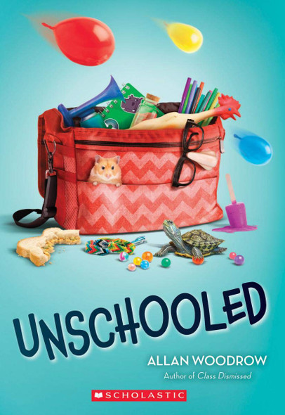 Unschooled - Cover