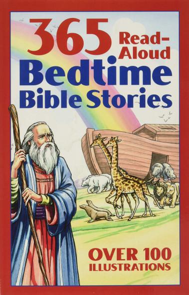 365 Read-Aloud Bedtime Bible Stories - Cover