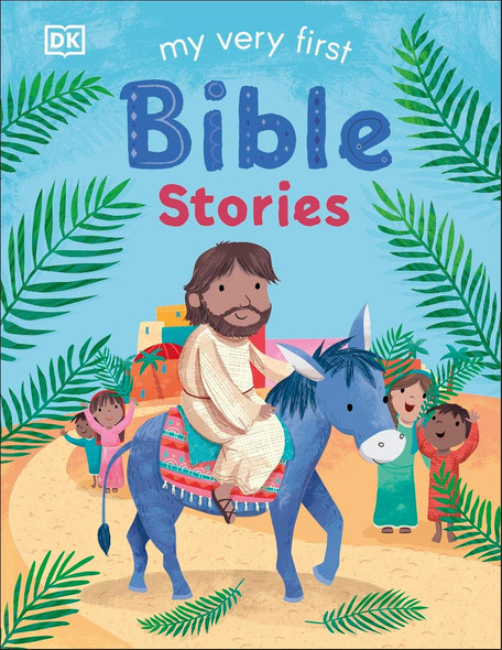 My Very First Bible Stories - Cover
