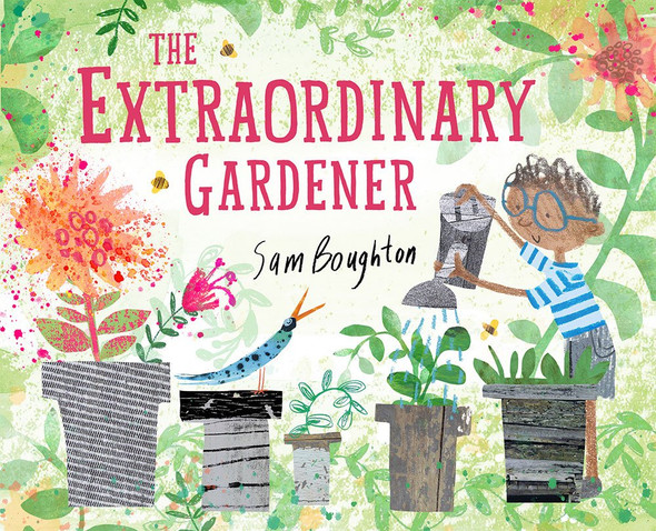 The Extraordinary Gardener - Cover