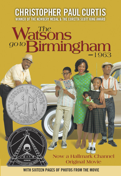 The Watsons Go to Birmingham - 1963 - Cover