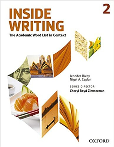Inside Writing Level 2 Student Book - Cover