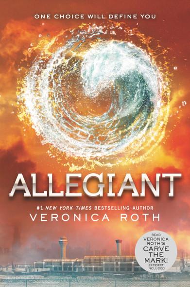 Allegiant - Cover