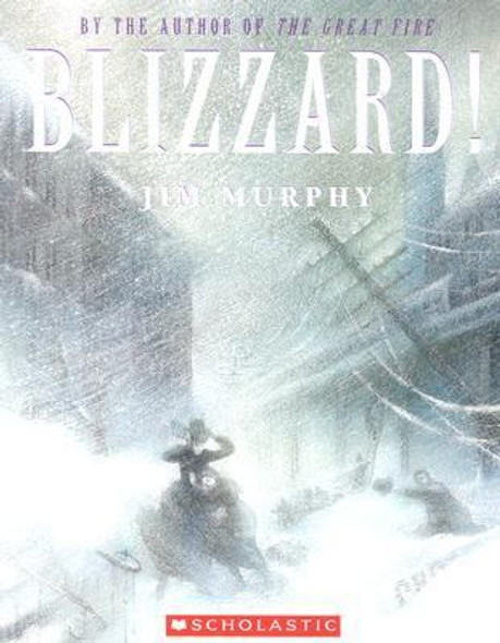 Blizzard! : The Storm That Changed America Cover