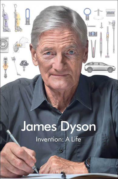 Invention: A Life - Cover