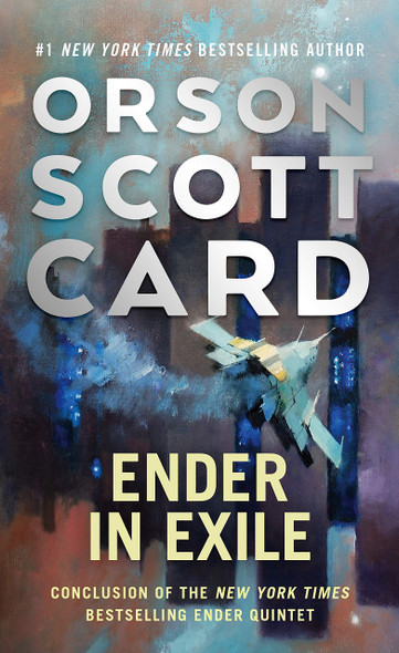Ender in Exile - Cover