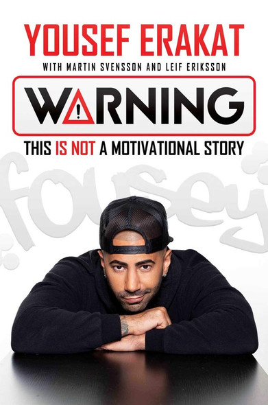 Warning: This Is Not a Motivational Story - Cover