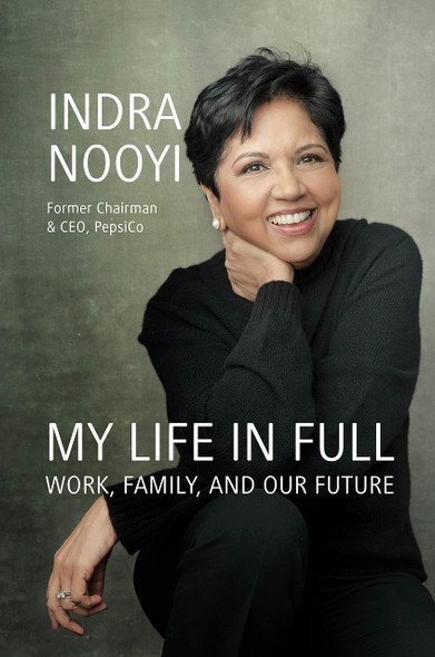 My Life in Full: Work, Family, and Our Future - Cover