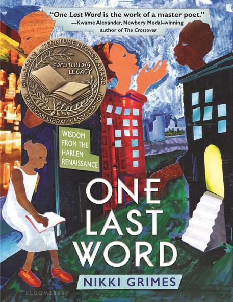 One Last Word: Wisdom from the Harlem Renaissance - Cover