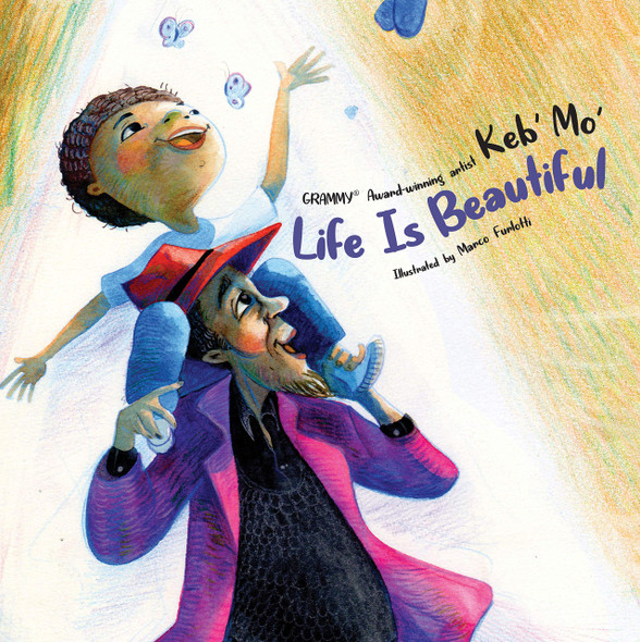 Life is Beautiful - Cover