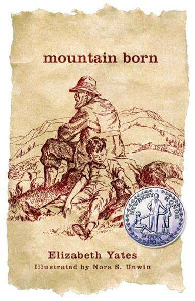Mountain Born - Cover