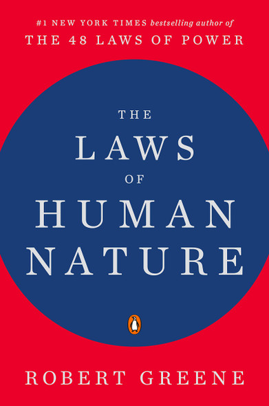 The Laws of Human Nature - Cover