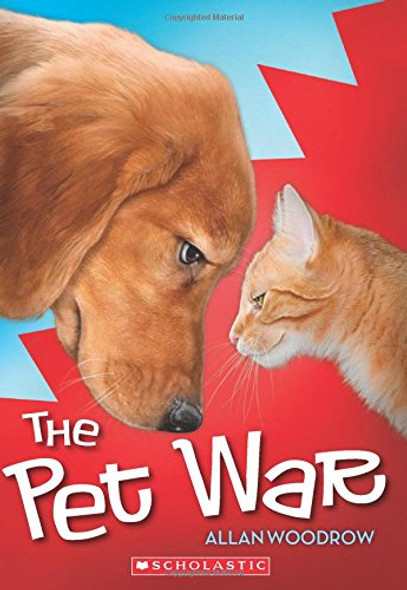 The Pet War - Cover
