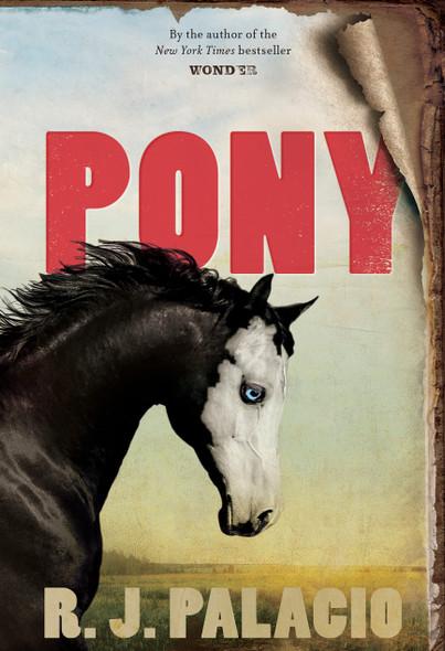 Pony - Cover
