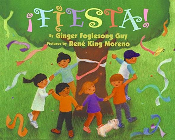Fiesta! Board Book - Cover