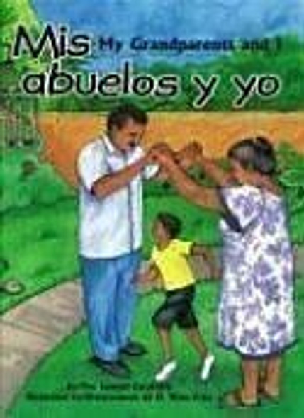 Mis Abuelos y Yo/My Grandparents And I - Cover