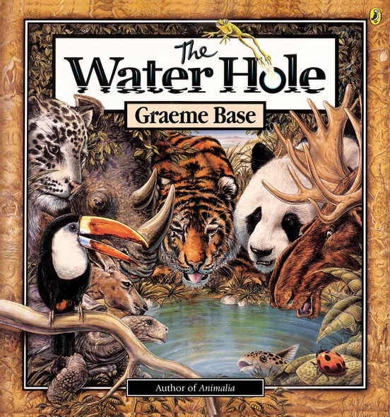 The Water Hole - Cover