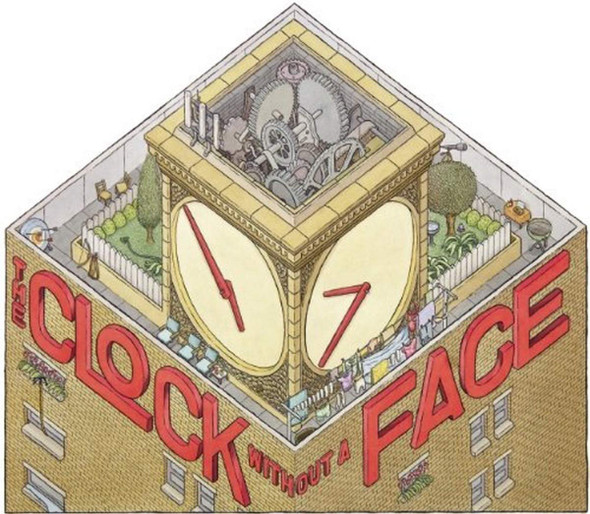 The Clock Without a Face: A Gus Twintig Mystery - Cover
