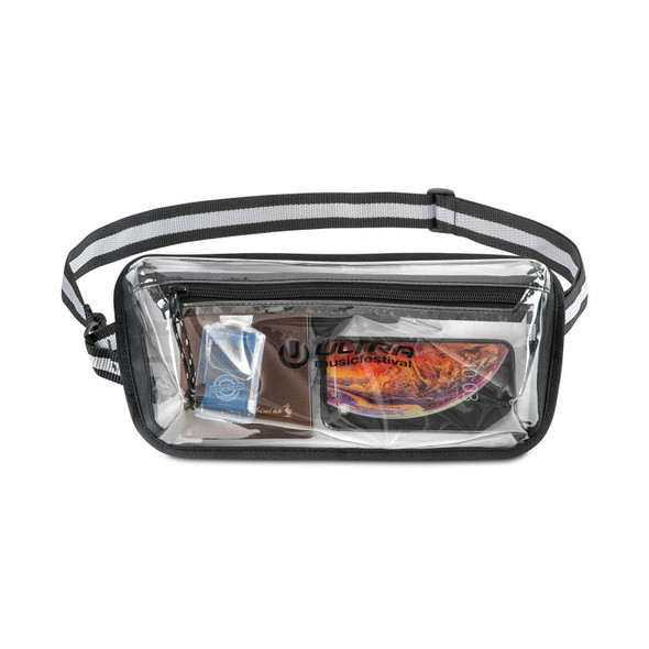 Sigma Clear Mini Sling Bag