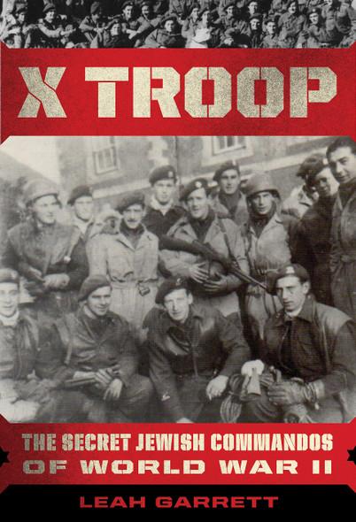 X Troop - Cover