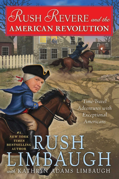 Rush Revere and the American Revolution - Cover