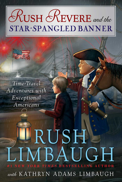 Rush Revere and the Star-Spangled Banner - Cover