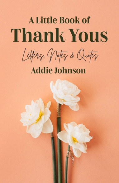 A Little Book of Thank Yous - Cover