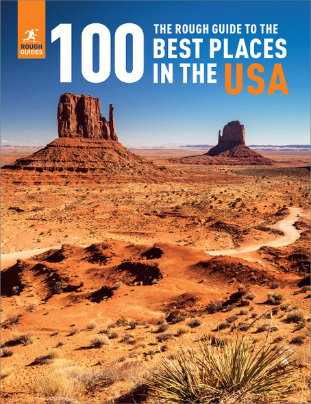 The Rough Guide to the 100 Best Places in the USA - Cover