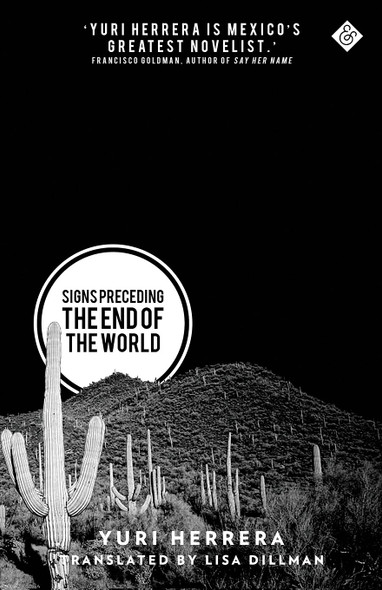 Signs Preceding the End of the World - Cover