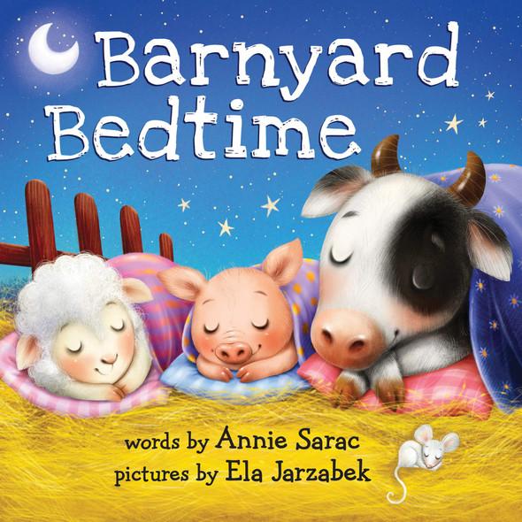 Barnyard Bedtime - Cover