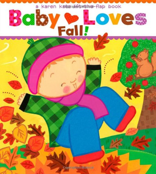 Baby Loves Fall! - Cover