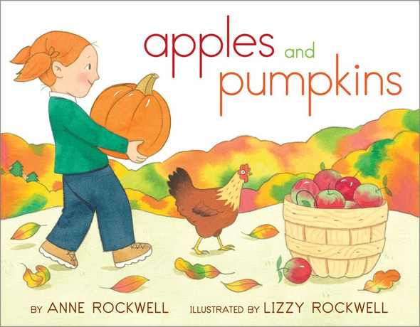Apples and Pumpkins - Cover
