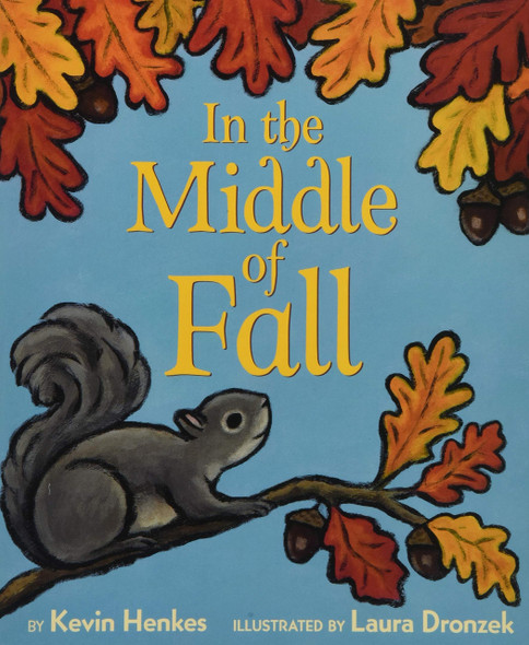In the Middle of Fall - Cover