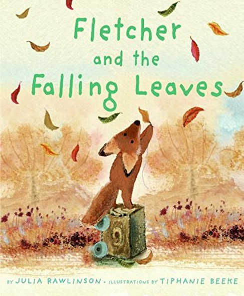 Fletcher and the Falling Leaves - Cover